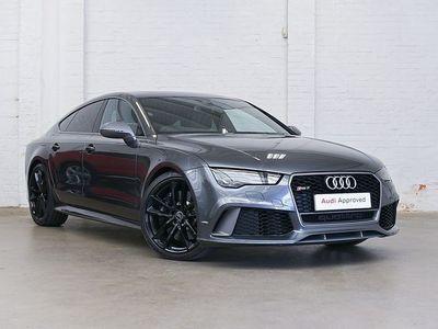 used Audi RS7 T FSI V8 Quattro performance 5dr Tip Auto 4.0