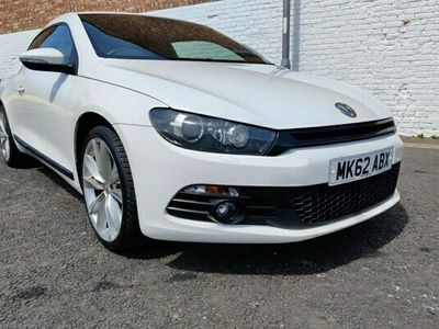 used VW Scirocco Coupe 2.0 TSI (210bhp) GT 3d DSG