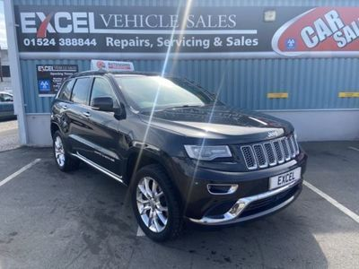 used Jeep Grand Cherokee 3.0 V6 CRD SUMMIT 5DR AUTOMATIC