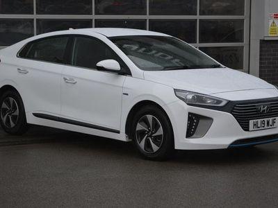 used Hyundai Ioniq PREMIUM HEV S-A