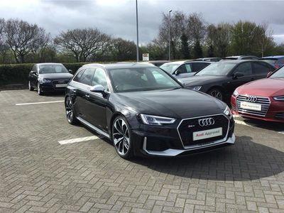 used Audi RS4 AVANT 2.9 TFSI Quattro 5dr Tip tronic