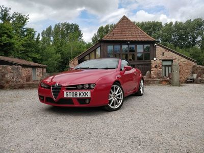 used Alfa Romeo Spider 2.2 JTS Limited Edition 2dr