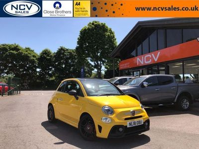 used Abarth 595 1.4 T-Jet Auto 3dr