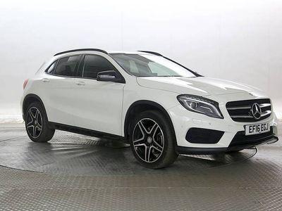 used Mercedes 250 GLA 2.0AMG Line Premium Plus 4Matic DCT 5dr