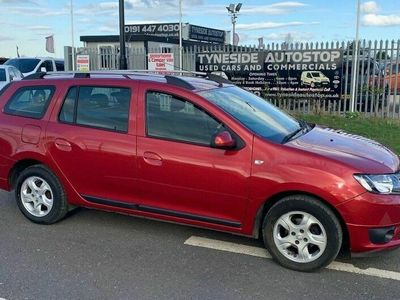 used Dacia Logan MCV 0.9 LAUREATE TCE 5d 90 BHP GREAT VALUE FOR MONEY
