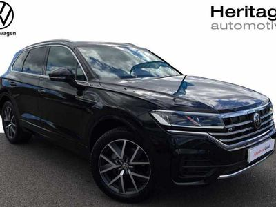 used VW Touareg R-Line 3.0 TDI SCR 286PS 4MOTION R-Line 5dr