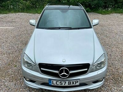 used Mercedes C280 C Class 3.0Sport 7G-Tronic 4dr
