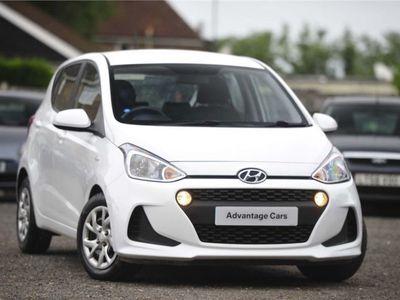 used Hyundai i10 1.0 SE 5dr