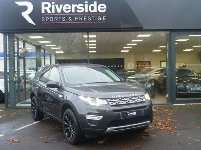 used Land Rover Discovery Sport 2.0 Td4 180 Hse Luxury 5Dr Auto