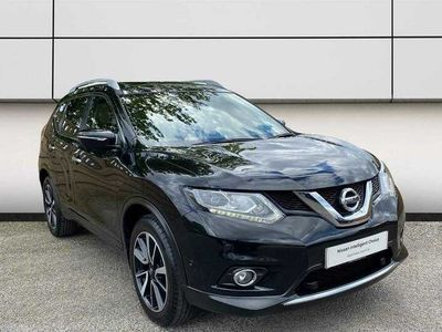 used Nissan X-Trail DCI TEKNA 1.6 5dr