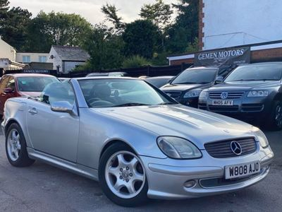 used Mercedes SLK200 SLK 2.0Kompressor 2dr
