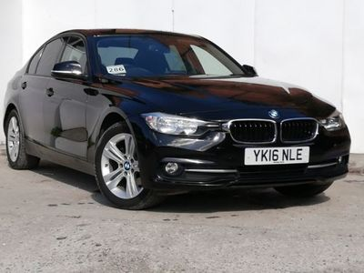 used BMW 318 3 Series i Sport 4dr