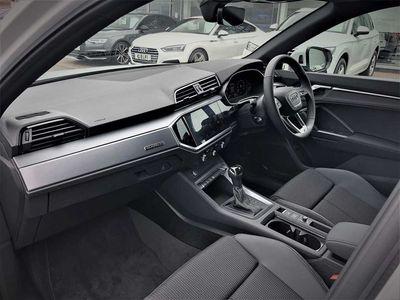 used Audi Q3 40 TDI Quattro S Line 5dr S Tronic Estate 2019