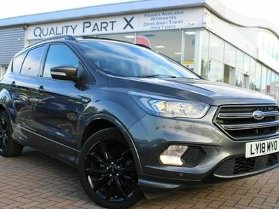 used Ford Kuga 2.0 TDCi ST-Line X Powershift AWD (s/s) 5dr