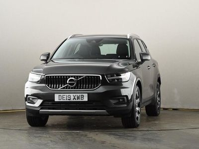 used Volvo XC40 2.0 D3 Inscription 5dr Geartronic Grey Automatic Diesel