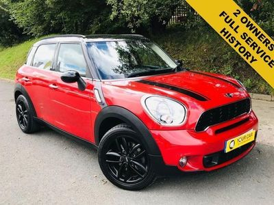 used Mini Cooper SD Countryman 2.0 5d 141 BHP