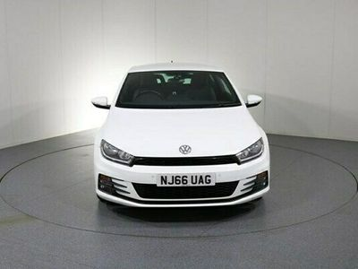 used VW Scirocco GT TSI BLUEMOTION TECHNOLOGY coupe