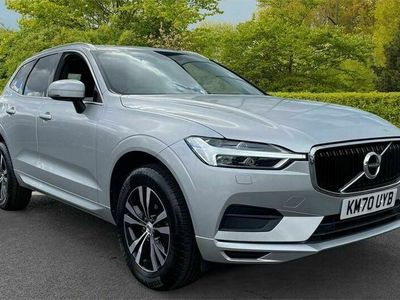 used Volvo XC60 B5 FWD (Petrol) Momentum Automatic (Heated Front Seats, Heated Windscreen, Satellite Navigation) 2.0 5dr