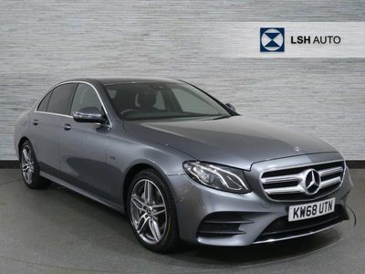 used Mercedes E350 E Class EAMG Line Saloon 2.0 4dr
