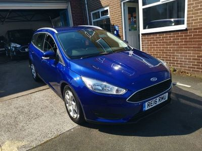used Ford Focus 1.5 STYLE TDCI 5d 94 BHP ESTATE CHEAP TO RUN! FULL HISTORY!
