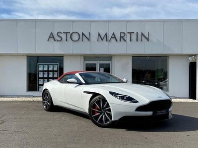 used Aston Martin DB11 V8 Volante 2dr Touchtronic 4.0