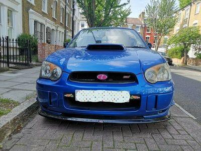 used Subaru Impreza 2.0 WRX STI Type UK 4dr
