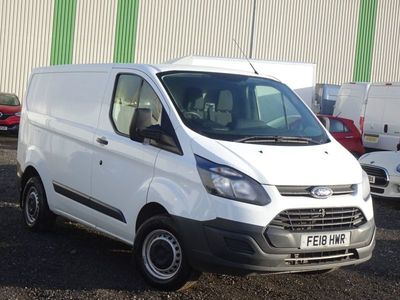 used Ford Custom Transit2.0 Tdci 105Ps Low Roof Van