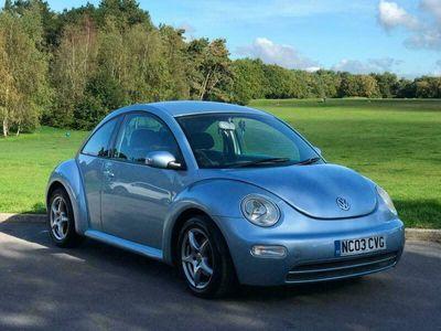 used VW Beetle Hatchback 1.9 TDi (100ps) 3d