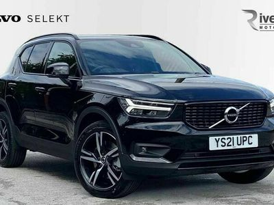 used Volvo XC40 Recharge Plug-in hybrid T5 FWD R-Design Automatic estate