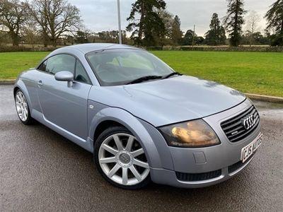 used Audi TT QUATTRO (180BHP), 2003 ( )