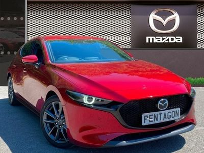used Mazda 3 2.0 Sport Lux 5dr
