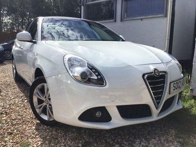 used Alfa Romeo Giulietta 1.4 TB Lusso 5dr