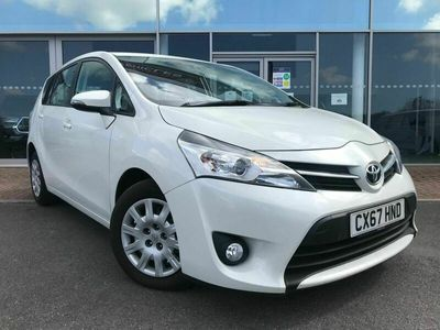 used Toyota Verso 1.6 V-matic Active 5dr