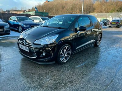used DS Automobiles DS3 1.6 BlueHDi DStyle Nav 3dr