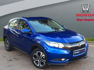 used Honda HR-V 1.5 I-Vtec Se Navi Cvt 5Dr
