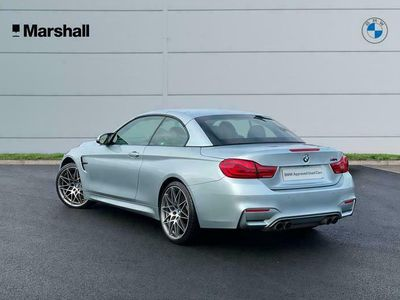 used BMW M4 4 SERIES M4 COMPETITION M42dr DCT [Competition Pack] 3.0