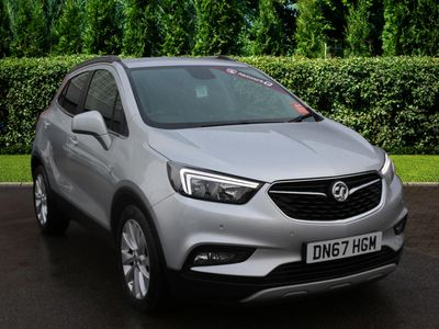 used Vauxhall Mokka 1.6i (115 PS) Elite s/s 5dr SUV [Leather]