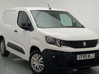 used Peugeot Partner 1.5 BlueHDi 1000 Professional Standard Panel Van S