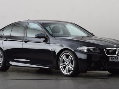 used BMW 520