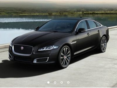 used Jaguar XJ D V6 50TH ANNIVERSARY