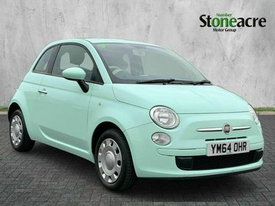 used Fiat 500 1.2 Pop 3dr [Start Stop]