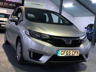 used Honda Jazz 1.3 i-VTEC S Hatchback 5dr Petrol (s/s) (102 ps)
