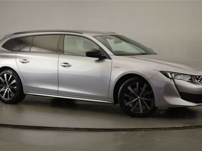 used Peugeot 508 SW 2.0 BlueHDi GT Line EAT (s/s) 5dr