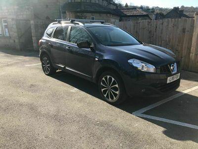 used Nissan Qashqai +2 1.5 dCi n-tec 2WD 5dr