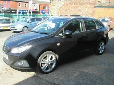 used Seat Ibiza ST 1.2 TSI Sportrider 5dr