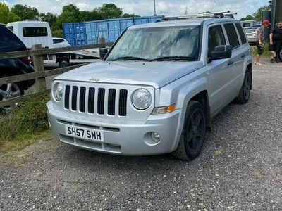 used Jeep Patriot 2.0 CRD Limited 5dr