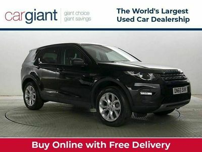 used Land Rover Discovery 2.0 TD4 180 SE Tech 5dr