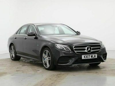 used Mercedes E350 E ClassAMG Line Premium 4dr 9G-Tronic Saloon 2017