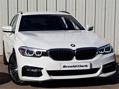 used BMW 520 5 Series d M Sport 5dr Auto estate 2017