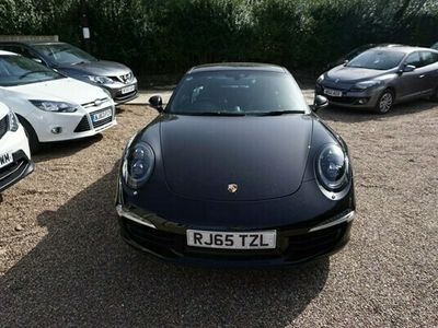 used Porsche 911 Carrera 4  Black Edition 2dr PDK 4 Wheel Drive - Perfect Condition